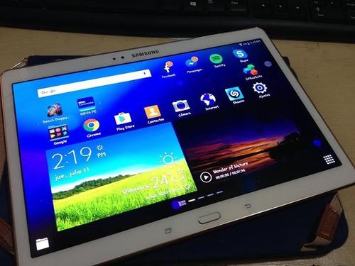 tablet samsung s  amoled  10.5 16 g expandibles ,8 megapixel