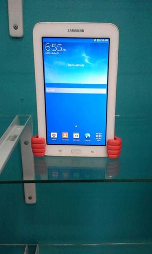 tablet samsung sm-t110  8gb  7 pulg  y garantía