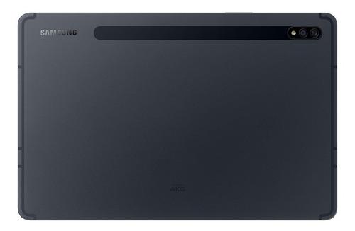 tablet samsung tab s7 sm-t870nz + cover teclado