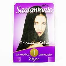 tablet santo antonio - cx 24 unidades 1 negro