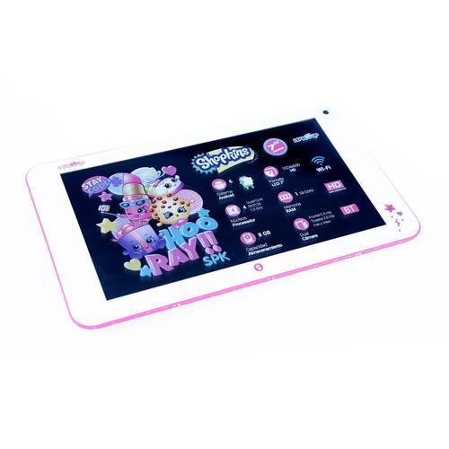 tablet shopkins 7 pulgadas level up niña oportunidad!