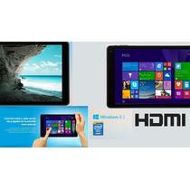 Tablet Siragon Tb-5200 / Windows 8 + Micro Sd 32 Gb + Forro