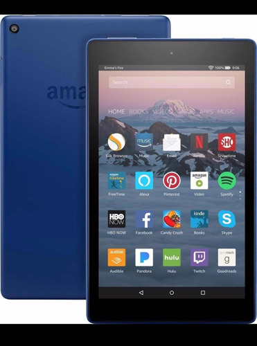 tablet tabla amazon fire 7 wifi 8gb 1gb ram *80*