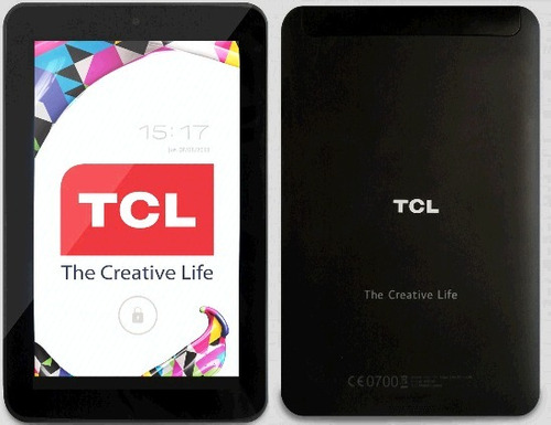 tablet tcl t70 7  android 1 gb ram 4 gb bluethoot doble cam