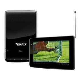 Tablet Tekpix I-tvwf7x-4.0 7  4gb Preto Com Memória Ram 1gb