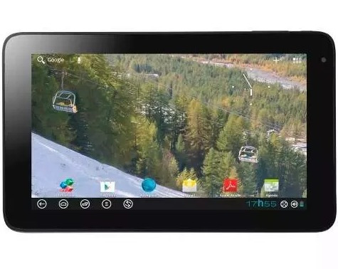 tablet tela 10''  wi-fi  camera android 4.1 4gb novo barato