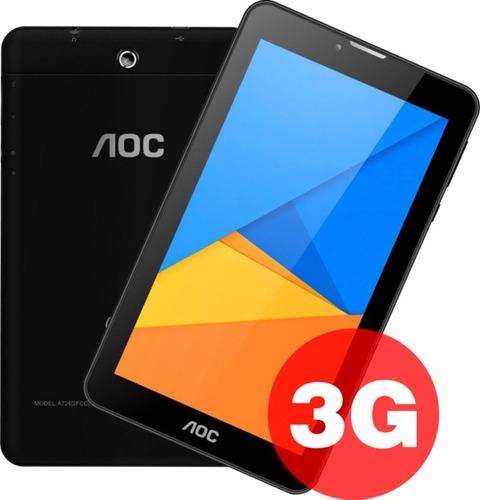 tablet telefónica aoc a724g