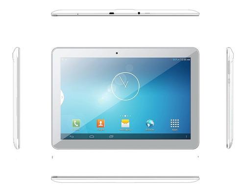 tablet + telefono 3g 10 pulgadas iqual t10g 2gb 16gb funda