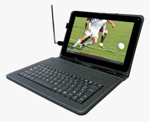 tablet t.v pc 9 pulgadas con teclado android 1gb/8gb gita!
