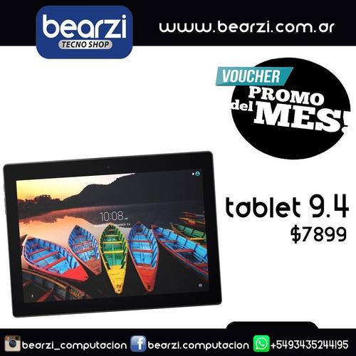 tablet unnic 9.4 16gb + funda de regalo