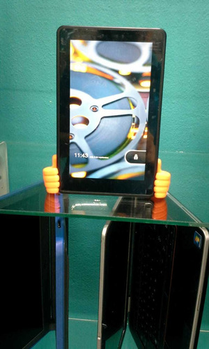 tablet verizon ellipsi 7 (qmv7b) 8gb  4g lte sim y micro sd