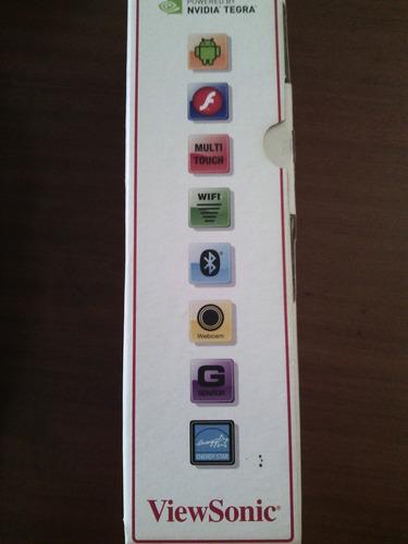tablet view sonic 10 (leer descripción)