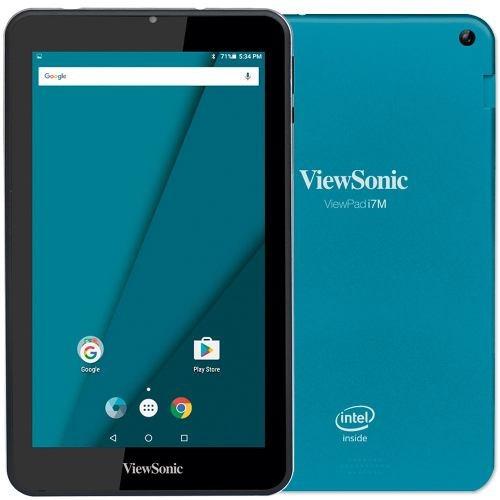 tablet viewsonic  i7m intel atom c3200rk quad core 7  1gb