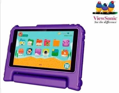 tablet viewsonic kids7a quad-core 1.2ghz 8gb