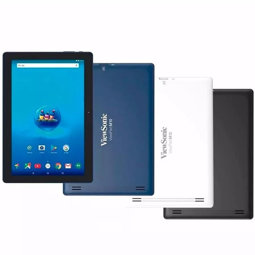 tablet viewsonic m10 android 7 16gb wifi ips 10 hdmi