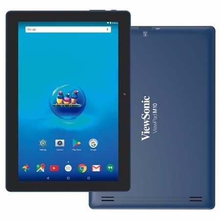 tablet viewsonic m10 android 7.0 16gb quad blue tlinfo