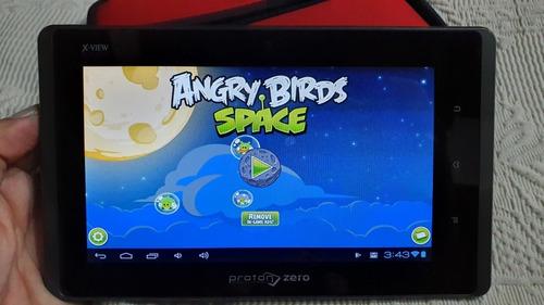 tablet x view 7  funcionando.