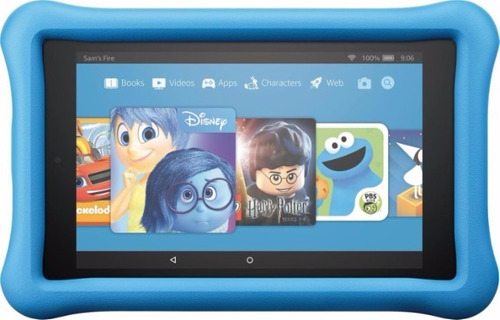 tableta amazon fire hd 8 kids edition 8'' 32gb 7th generacio