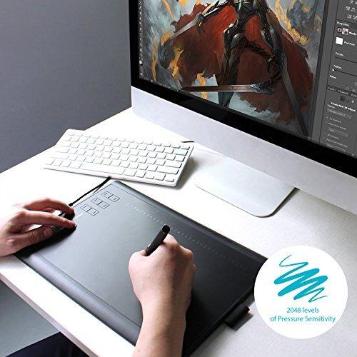 tableta de dibujo gráfica huion new plus, tarjeta microsd 8g