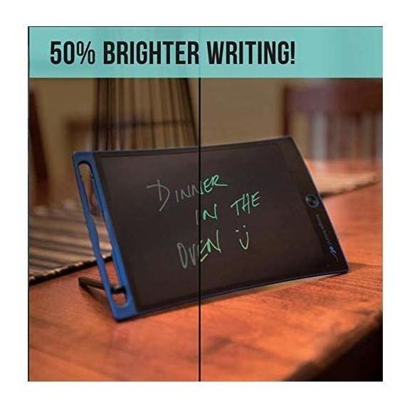 Bloc de notas electr/ónica con forma de tableta y l/ápiz /óptico para escribir Boogie Board Jot 8.5