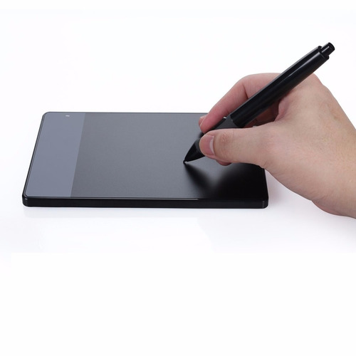 tableta digital huion 420 dibujo diseño h420 blakhelmet e