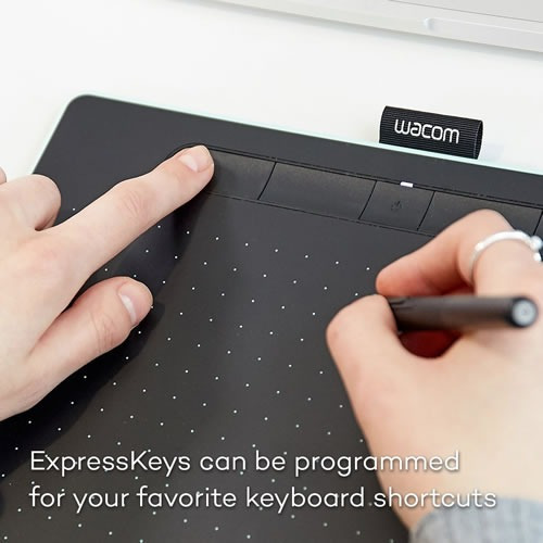 tableta digitalizadora dibujo wacom intuos bluetooth ctl410w