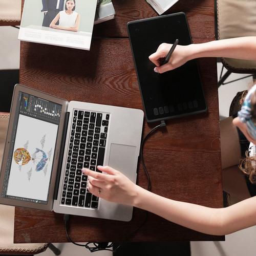 tableta grafica dibujo grande profesores huion = wacom xppen
