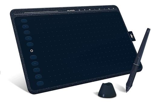 tableta grafica digital lapiz 8k huion xp-pen 10x6 = wacom