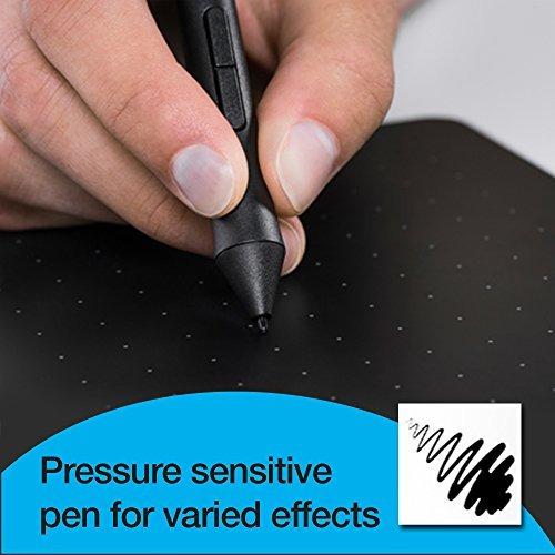 tableta grafica digital wacom intuos art pen y touch,