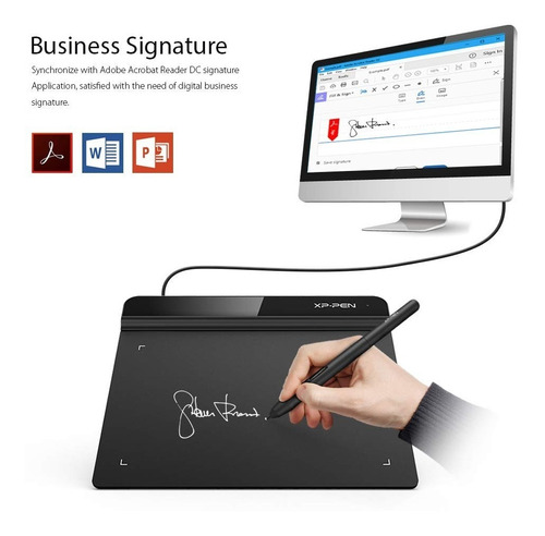 tableta grafica digital xp pen star g640 dibujo 4