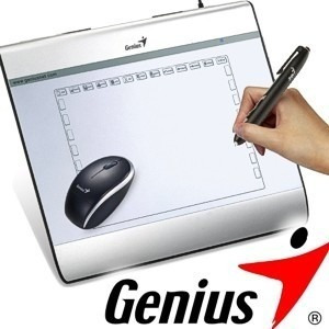 tableta grafica genius-i608x-mouse-pen -original