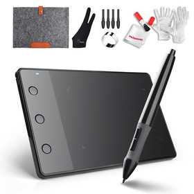 Tableta Grafica Huion H420 Usb + Estuche + Kit