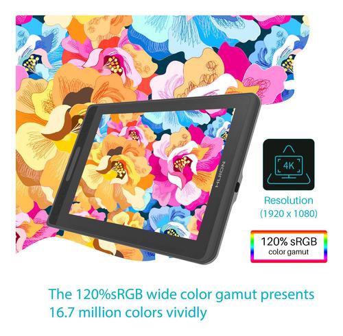 tableta grafica huion kamvas pro 12