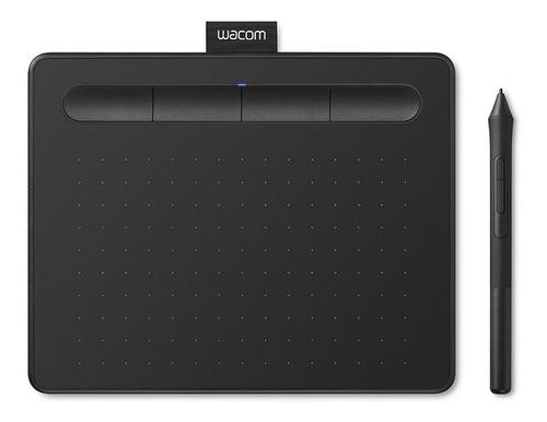 tableta gráfica wacom draw ctl4100 lapiz 4k small envio
