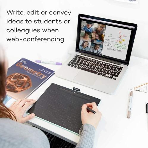 tableta grafica wacom intuos creative pen ctl4100 small