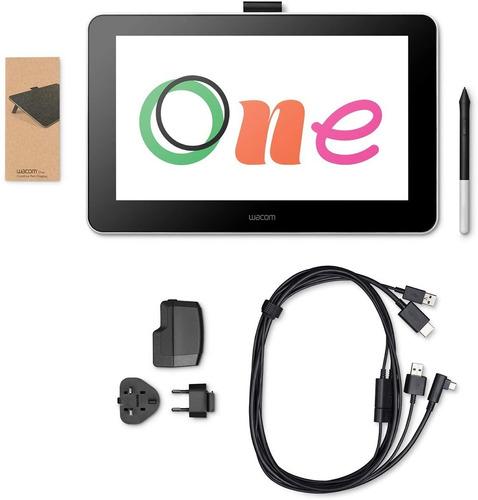 tableta grafica wacom one creative dtc133