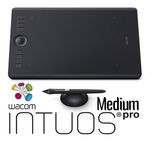 tableta grafica wacom pro pth660 medium multitouch