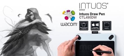 tableta intuos wacom