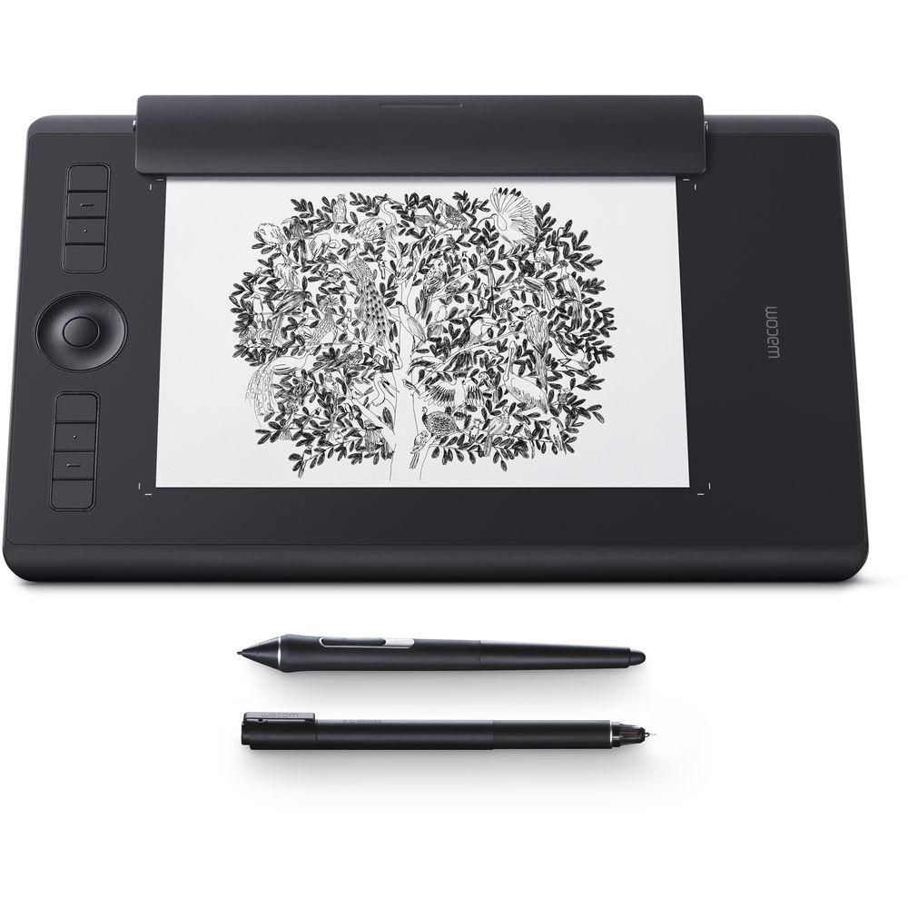 Tableta Lápiz Creativa Wacom Intuos Pro Paper 5080 Lpi Mac