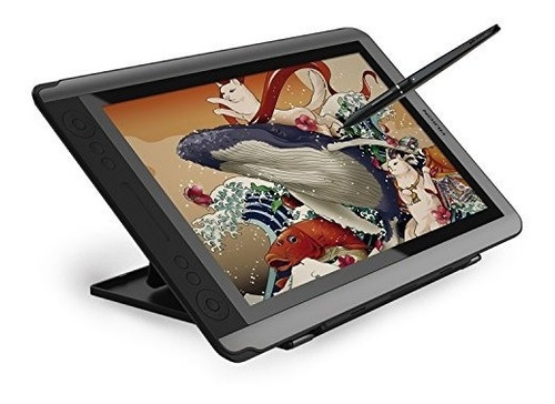 tableta monitor grafica huion kamvas gt-156hd v2 original