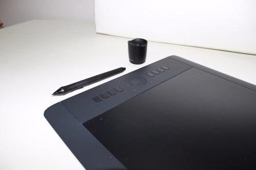 tableta wacom intuos pro large (grande) pth-851 inalámbrica