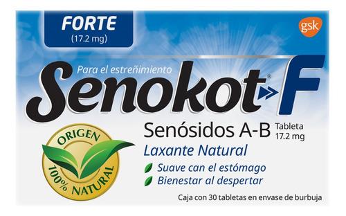 tabletas para el estreñimiento 60 tabletas senokot regular