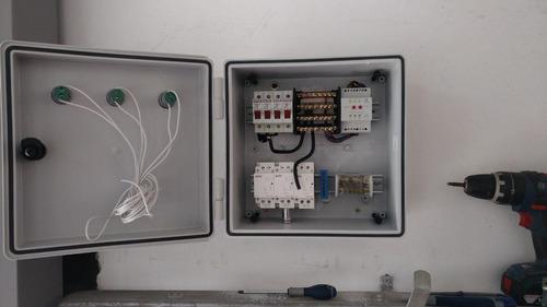 tableto selector automatico de fase