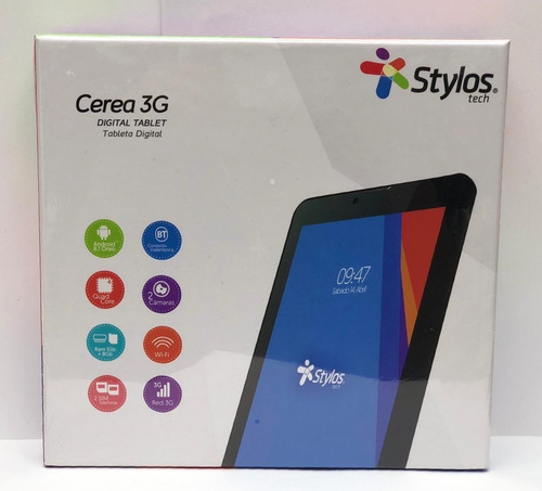 tablets 7  android 3g teclado + forro (110 verdes) tienda