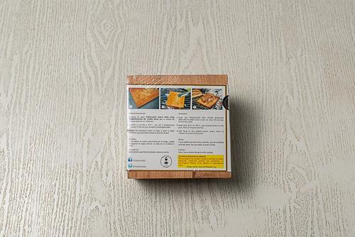 tablilla de cedro para asar 5  x 5 (5 pack)