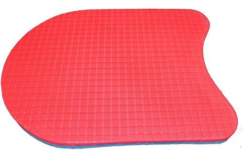 tablita tabla natacion flotacion agua goma eva 29x36cm x4 un