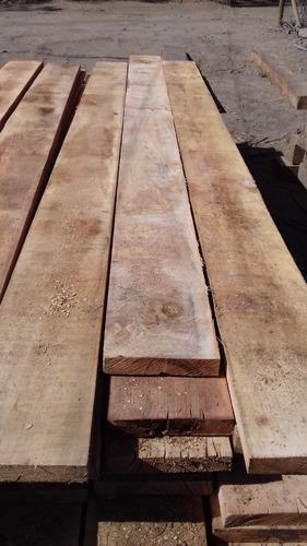 tablones de roble y coigue de 90cm. 2x10 pulgadas
