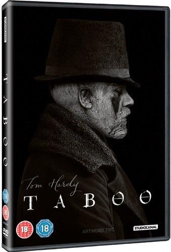 taboo miniserie completa en dvd!