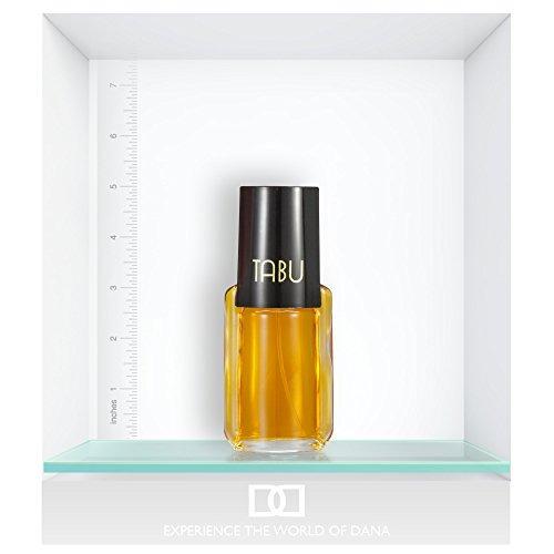 tabu eau de cologne spray 2.3 fl. onz. por