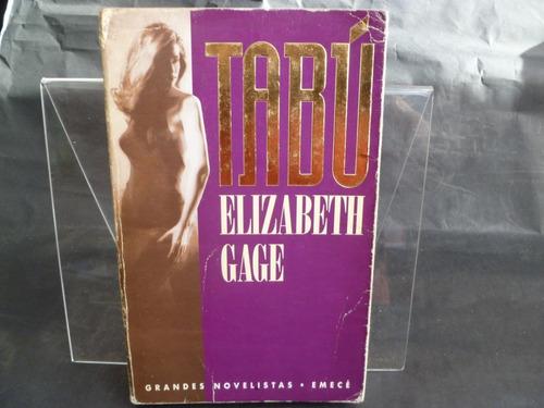 tabú / elizabeth gage g8